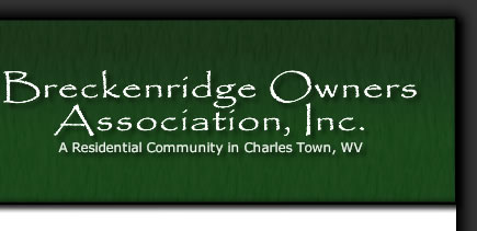 Breckenridge Owners Association, Inc.